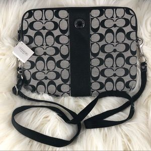 Coach Tablet Crossbody